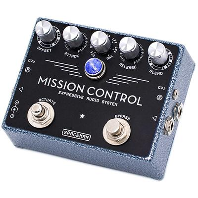 SPACEMAN EFFECTS Mission Control Asteroid Pedals and FX Spaceman Effects
