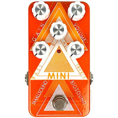 SMALL SOUND / BIG SOUND Mini - Deluxe Guitars Exclusive Pedals and FX Small Sound / Big Sound