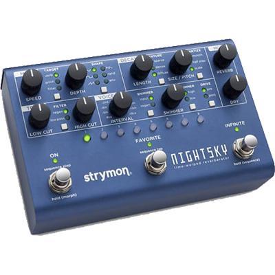 STRYMON NightSky Pedals and FX Strymon