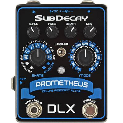 SUBDECAY Prometheus DLX Pedals and FX Subdecay