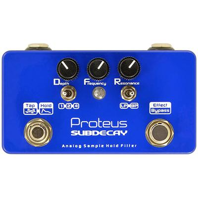 SUBDECAY Proteus Pedals and FX Subdecay