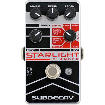 SUBDECAY Starlight v2 Pedals and FX Subdecay