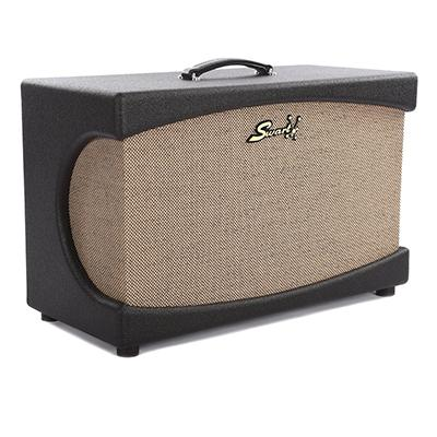 SWART AMPS ST Stereo 2x12 Cabinet - Dark Tweed Amplifiers Swart Amps