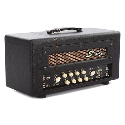 SWART AMPS Stereo 20 Head Amplifiers Swart Amps