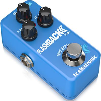 TC ELECTRONIC Flashback 2 Mini Delay Pedals and FX TC Electronic