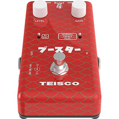 TEISCO Boost Pedals and FX Teisco