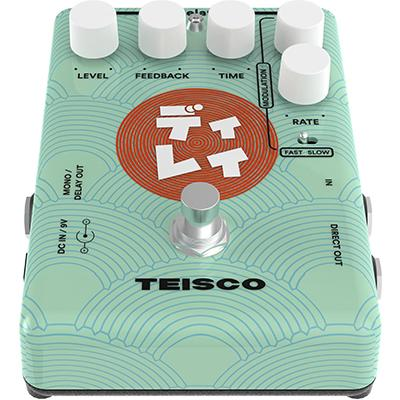 TEISCO Delay Pedals and FX Teisco