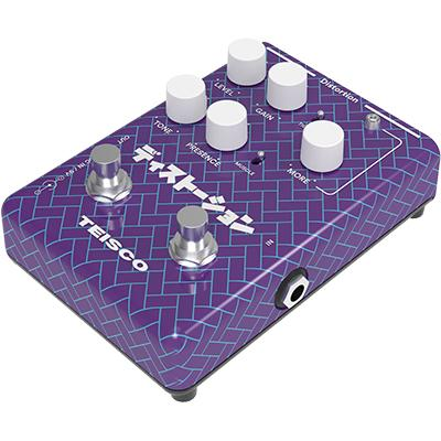TEISCO Distortion