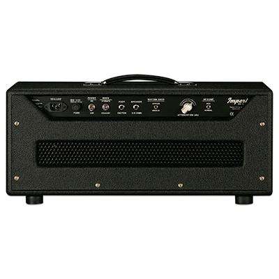 TONE KING Imperial MKII Head - Black Amplifiers Tone King