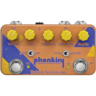 TSAKALIS AUDIO WORKS Phonkify Pedals and FX Tsakalis Audio Works