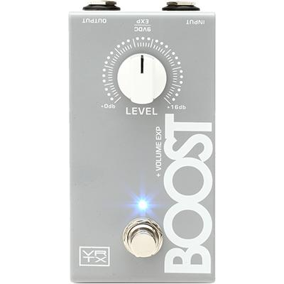 VERTEX EFFECTS Boost MKII Pedals and FX Vertex Effects