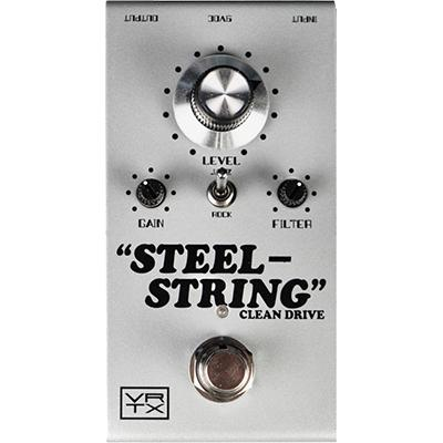 VERTEX EFFECTS Steel String Clean Drive MKII Pedals and FX Vertex Effects