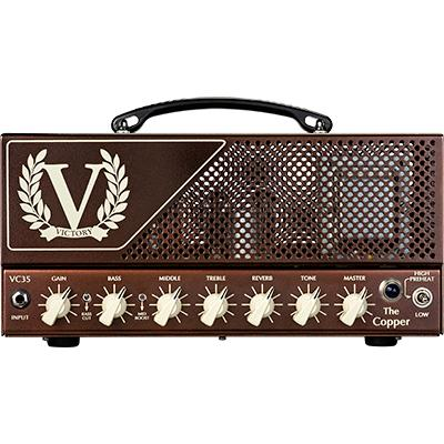 VICTORY AMPLIFICATION VC35H The Copper Amplifiers Victory Amplification