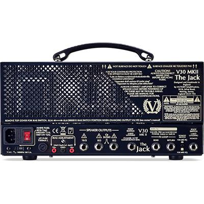 VICTORY AMPLIFICATION V30H MKII The Jack Head Amplifiers Victory Amplification