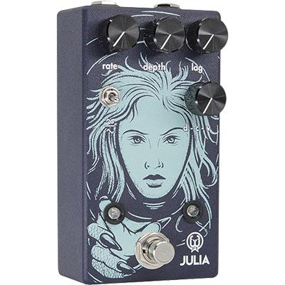 WALRUS AUDIO Julia V2 Analog Chorus/Vibrato Pedals and FX Walrus Audio