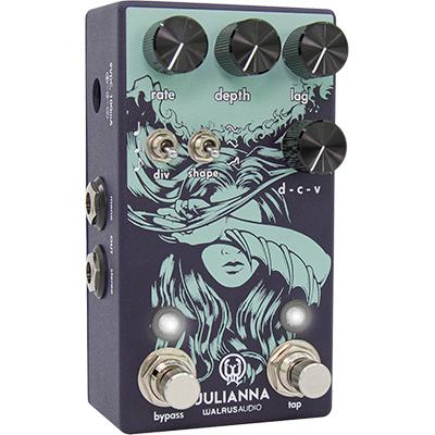 WALRUS AUDIO Julianna Stereo Chorus/Vibrato Pedals and FX Walrus Audio