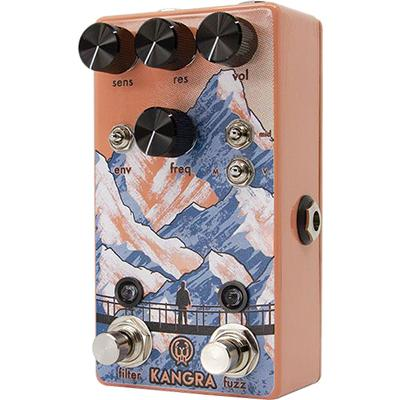 WALRUS AUDIO Kangra Filter Fuzz Pedals and FX Walrus Audio