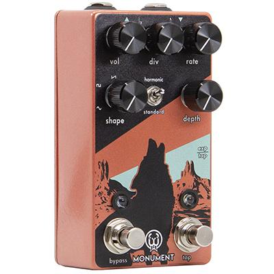 WALRUS AUDIO Monument Harmonic Tremolo V2 Pedals and FX Walrus Audio