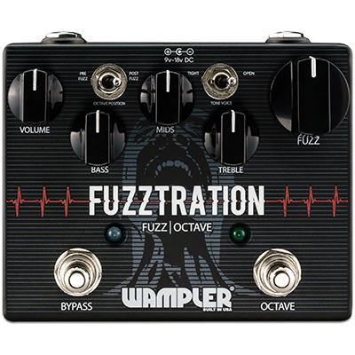 WAMPLER Fuzztration Pedals and FX Wampler