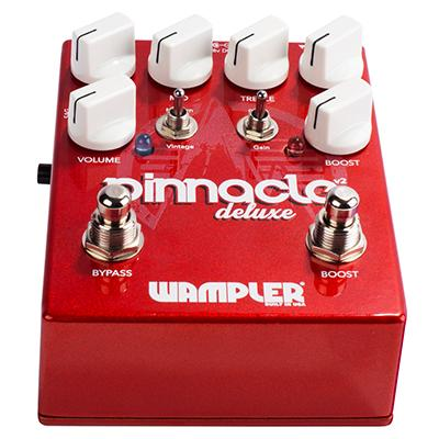 WAMPLER Pinnacle Deluxe Pedals and FX Wampler