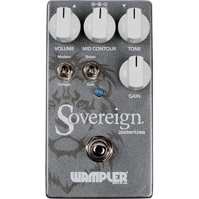 WAMPLER Sovereign Pedals and FX Wampler