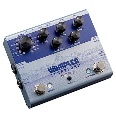 WAMPLER Terraform Pedals and FX Wampler