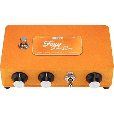 WARM AUDIO Foxy Tone Box Pedals and FX Warm Audio
