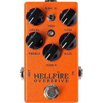 WEEHBO Hellfire Pedals and FX Weehbo
