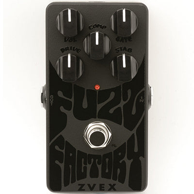 ZVEX LTD ED Black Vertical Fuzz Factory