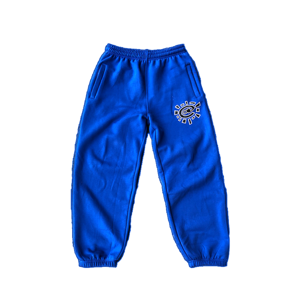 rel@xed blue jogger