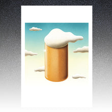 Load image into Gallery viewer, Beer in the sky--Limited edition of 25