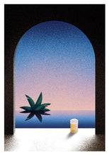 Load image into Gallery viewer, Infinity pool with beer--Limited edition of 25