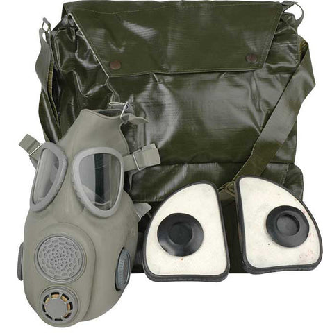 Czech M10M Gas Mask