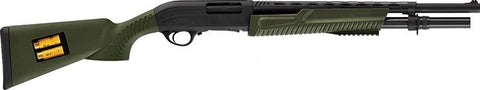Hatsan MPS Pump Action 12 Ga. - OD Green