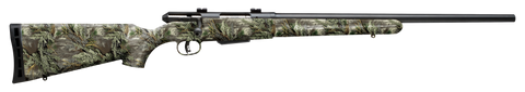 Savage Model 25 Walking Varminter - Camo