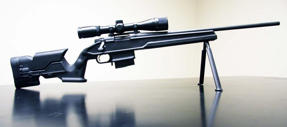 Archangel stock remington 700 / Riverb nation