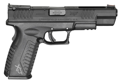 XD(M) 5.25″ Competition Series - .45ACP - Range Kit