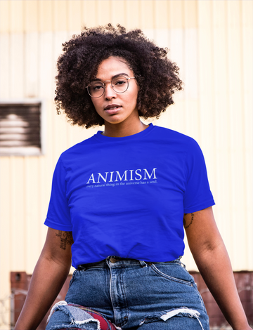Animism - Inspirational Short-Sleeve Unisex T-Shirt