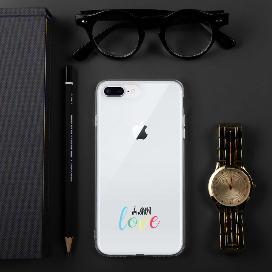 I Am Love - Inspirational iPhone Case