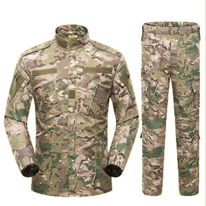 Tactical Military Jacket & Pants