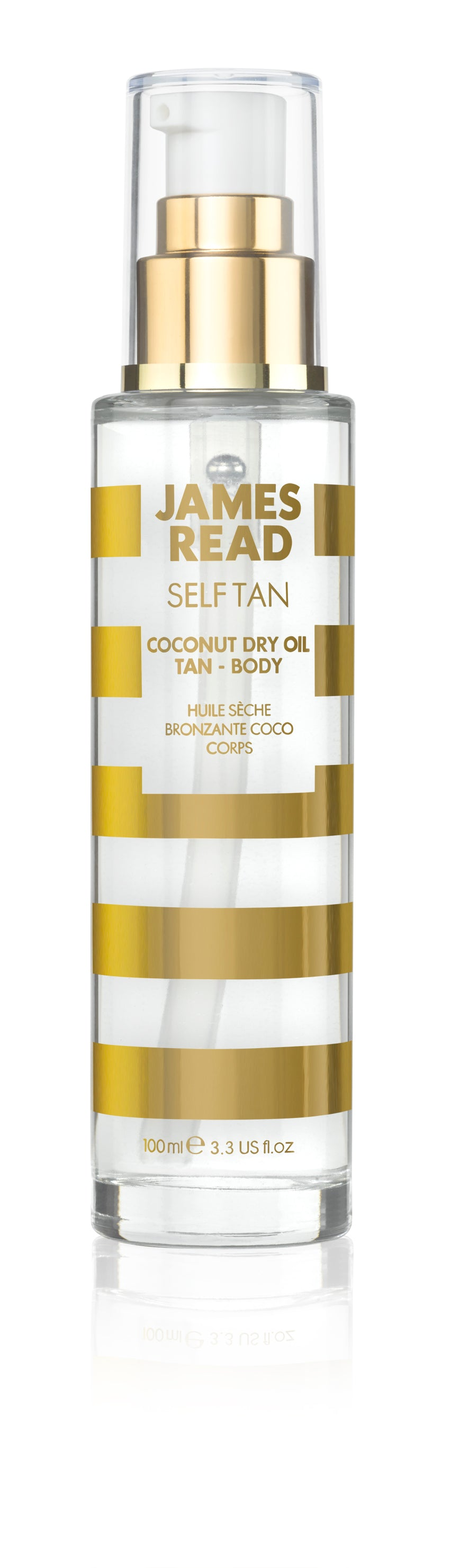 JAMES READ COCONUT DRY OIL TAN