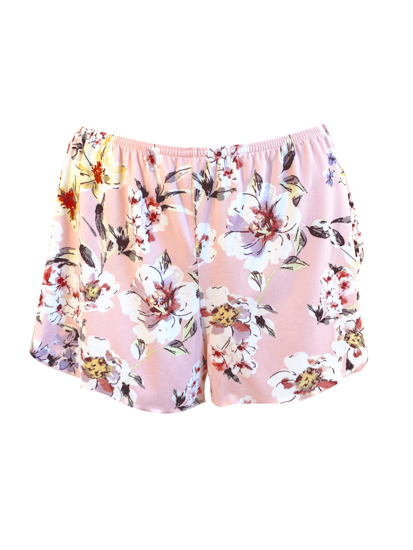 BLUSHING MEADOW LOUNGE SHORT