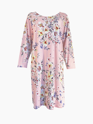 BLUSHING MEADOW NIGHT DRESS