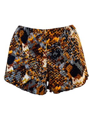CAMO COBRA LOUNGE SHORT