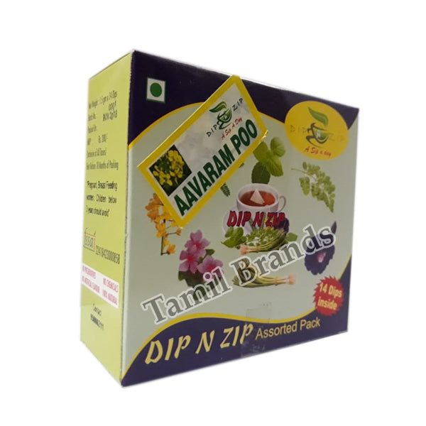 Herbal Dip extracts Aavaram poo Best Alternative for Tea & Coffee Dip N Zip