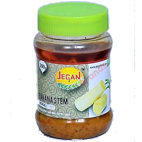 Banana Stem Pickle 400g | from Jegan Foods