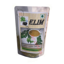 Curry Leaves Idly Powder 200g | From Elim Exports