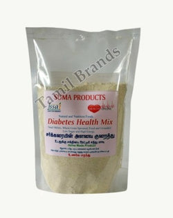 Home Made Diabetes Health Mix 500g Suma Products