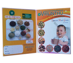 100% Natual Home Made Health Mix 500g (From Virunthu Exports)
