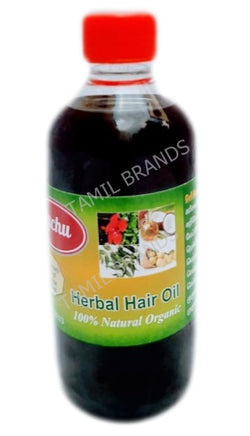 Home made 20+ herbal hair oil 250ml Lachu Products